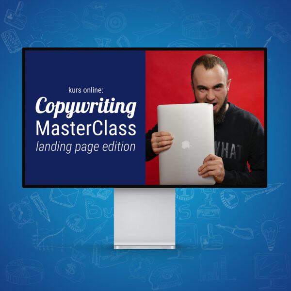 kurs Copywriting MasterClass Jan Szustak