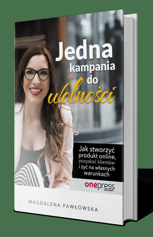 Jedna Kampania do wolności Magdalena Pawłowska